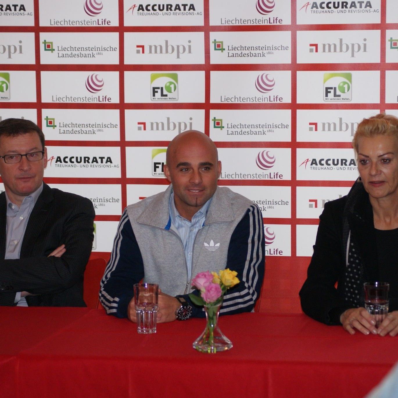 Giorgio Contini wird neuer Trainer beim FC Vaduz und somit Nachfolger von Eric Orie.