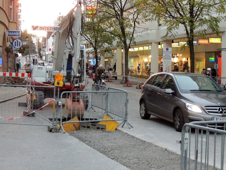Engstelle Römerstraße – Kirchstraße