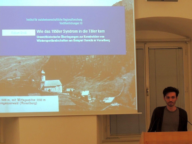 Vortrag von Robert Groß