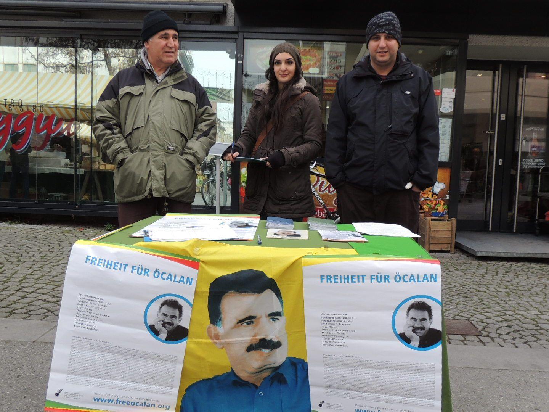 Vertreter der Kurden informierten über Situation der Gefangenen