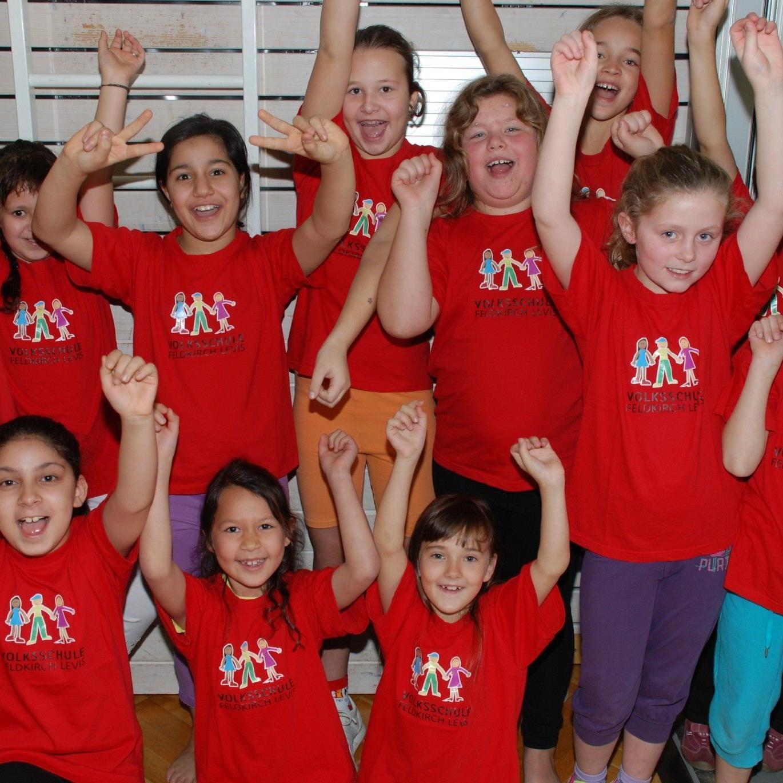 350 Kinder nahmen beim Mattenhandballturnier in Feldkirch teil, einen neuen Rekord auf allen Ebenen.