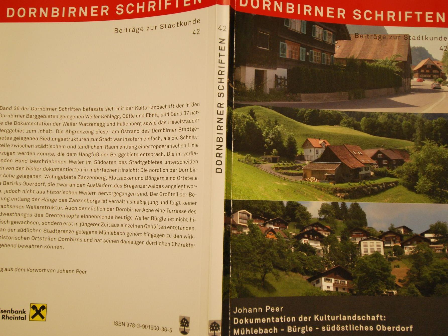 Dornbirner Schriften Nr. 42