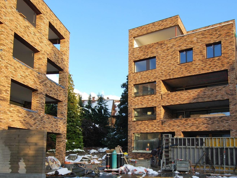 Hier entstehen elf Wohnungen im Luxussegment
