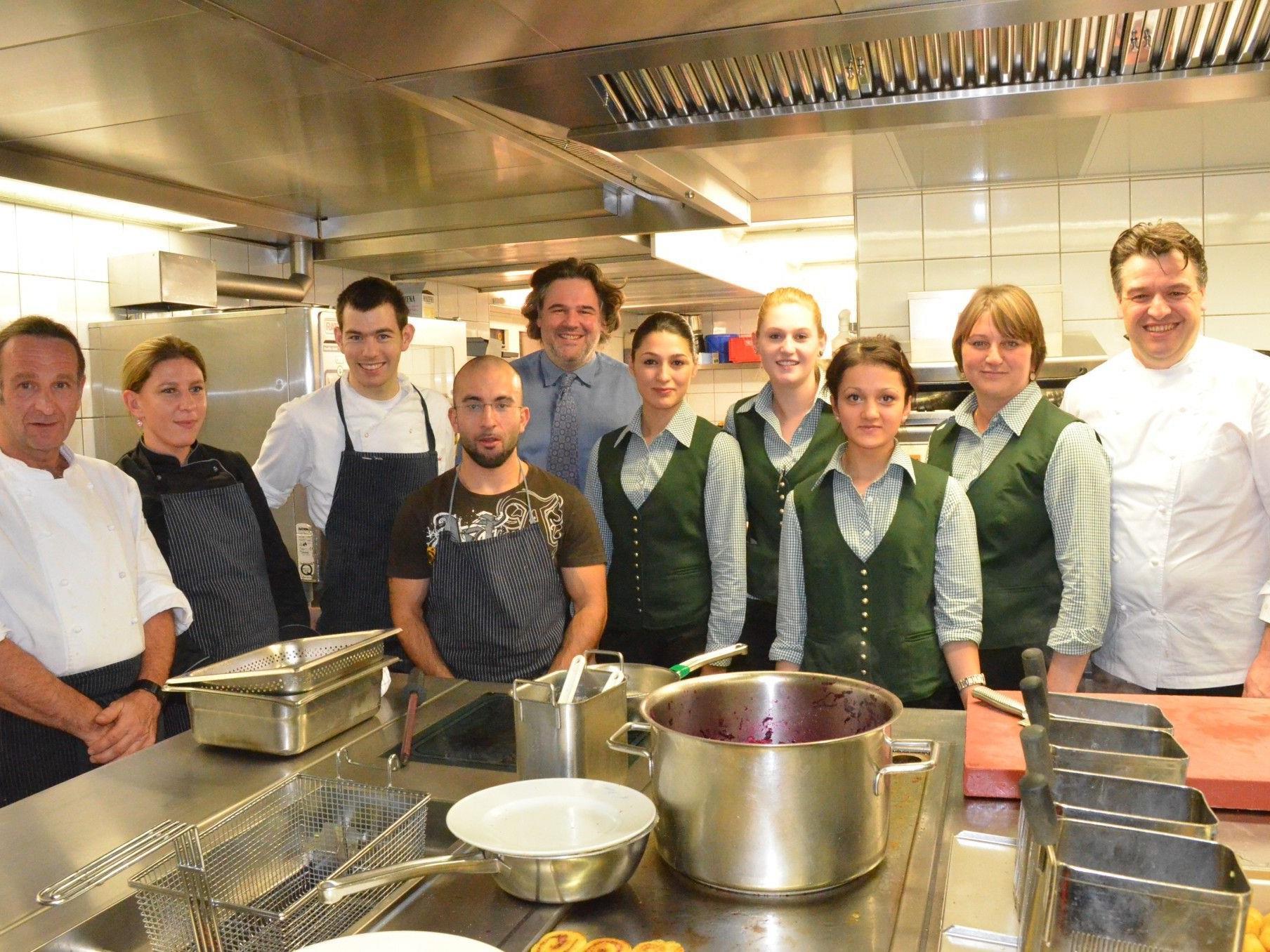 Gasthof Rössle Team