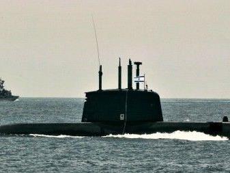Umstritten: Deutschland lieferte Israel U-Boote der Dolphin-Klasse.