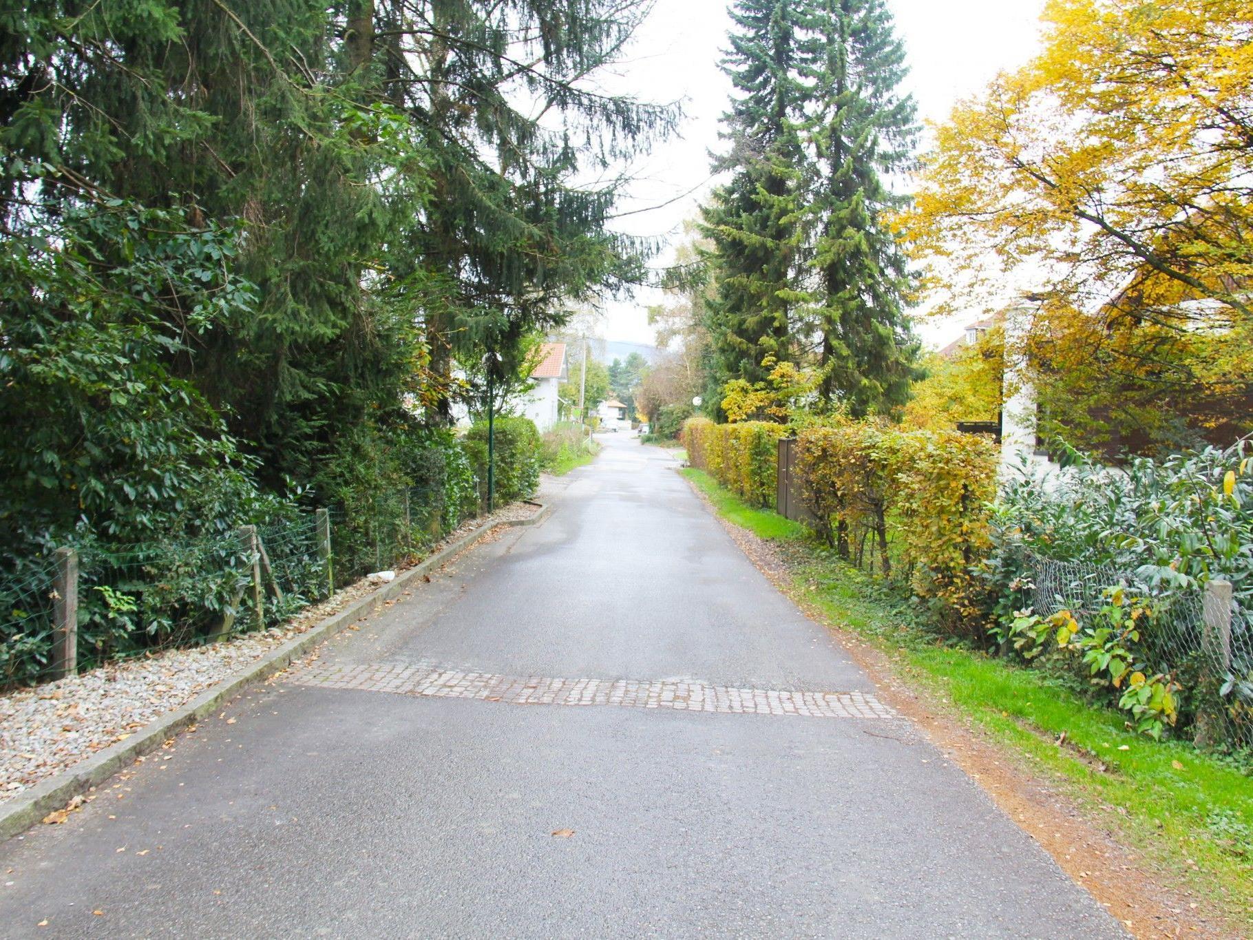 Im September 1950 unterbreitete die Gemeinde der Bevölkerung einen ausgearbeiteten Straßenbenennungsplan.