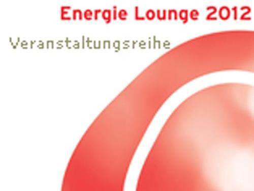 Energie Lounge im vai am 7. November um 17 Uhr