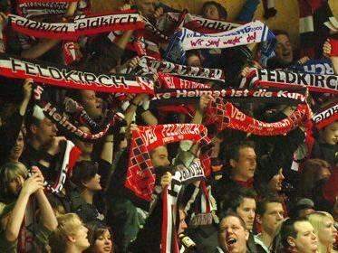 Die VEU Fans müssen bis zum 26. Dezember auf ein Meisterschaftsheimspiel ihrer VEU warten