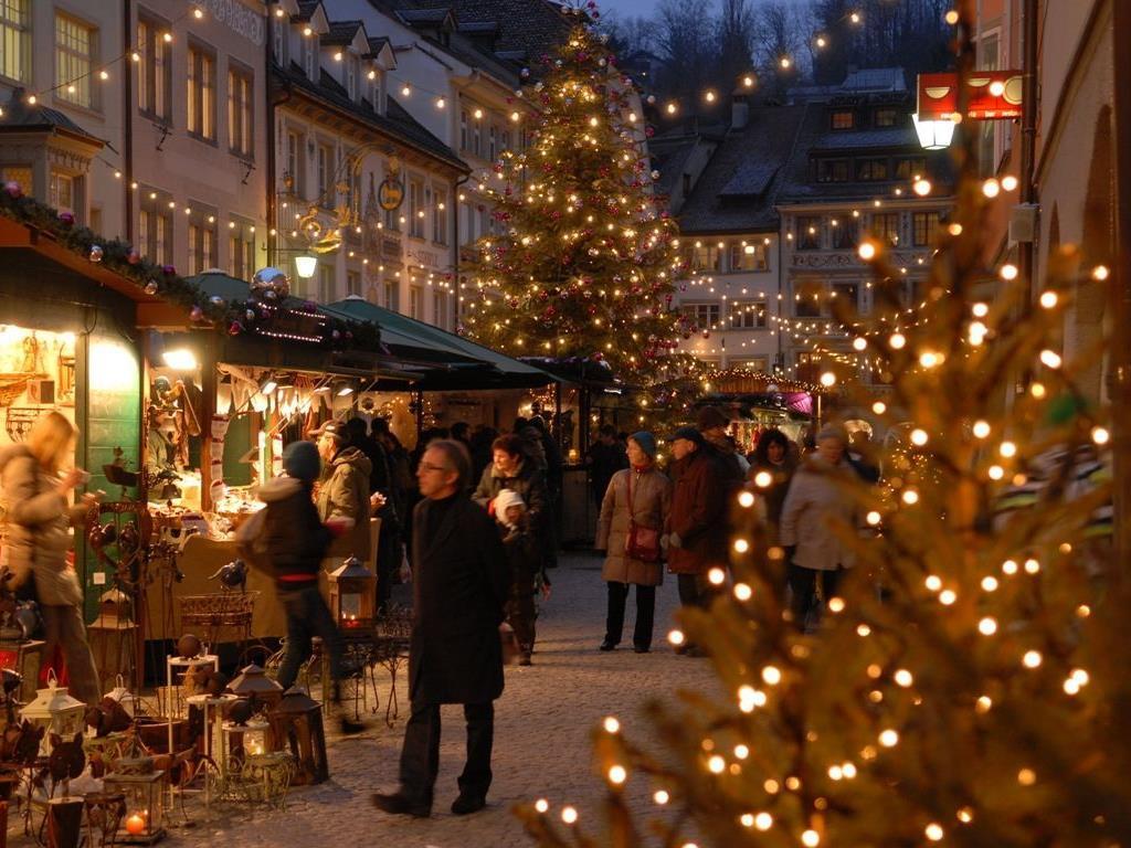 Feldkircher Weihnachtsmarkt vom 30. November bis Heilig Abend.