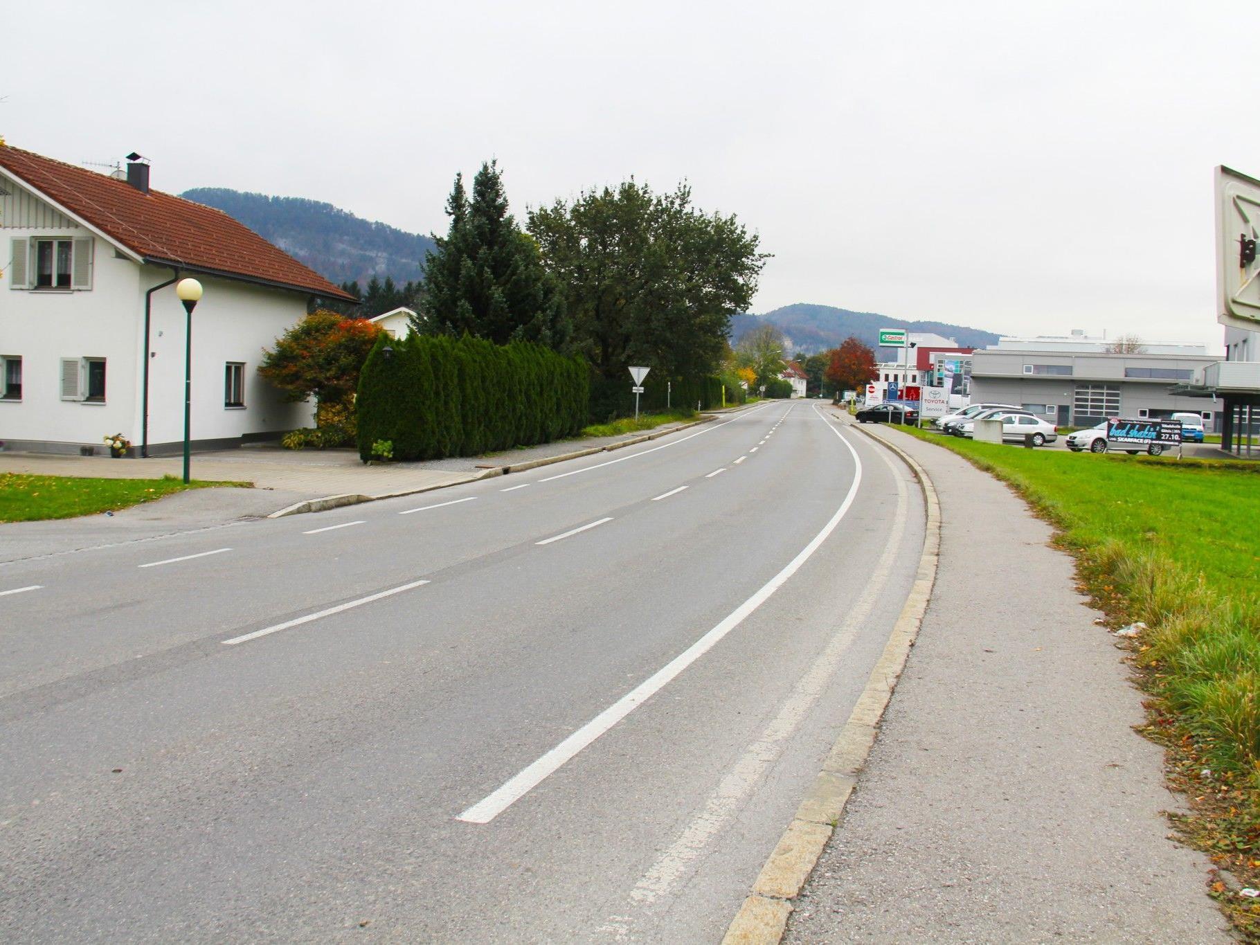 Im September 1950 unterbreitete die Gemeinde der Bevölkerung einen ausgearbeiteten Straßenbenennungsplan