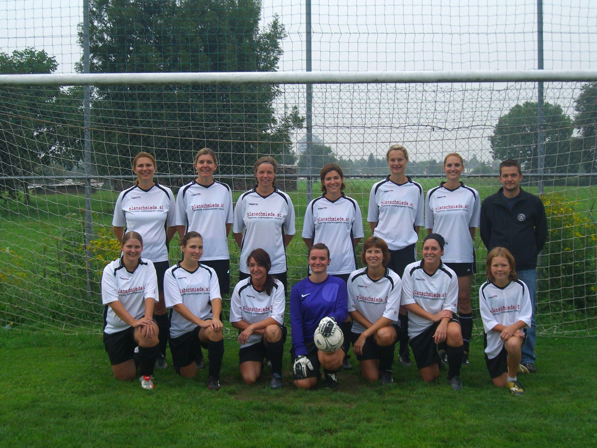 Auch die Damen des FC Bürglegasse 1970 können auf ein tolles Sportjahr zurückblicken.