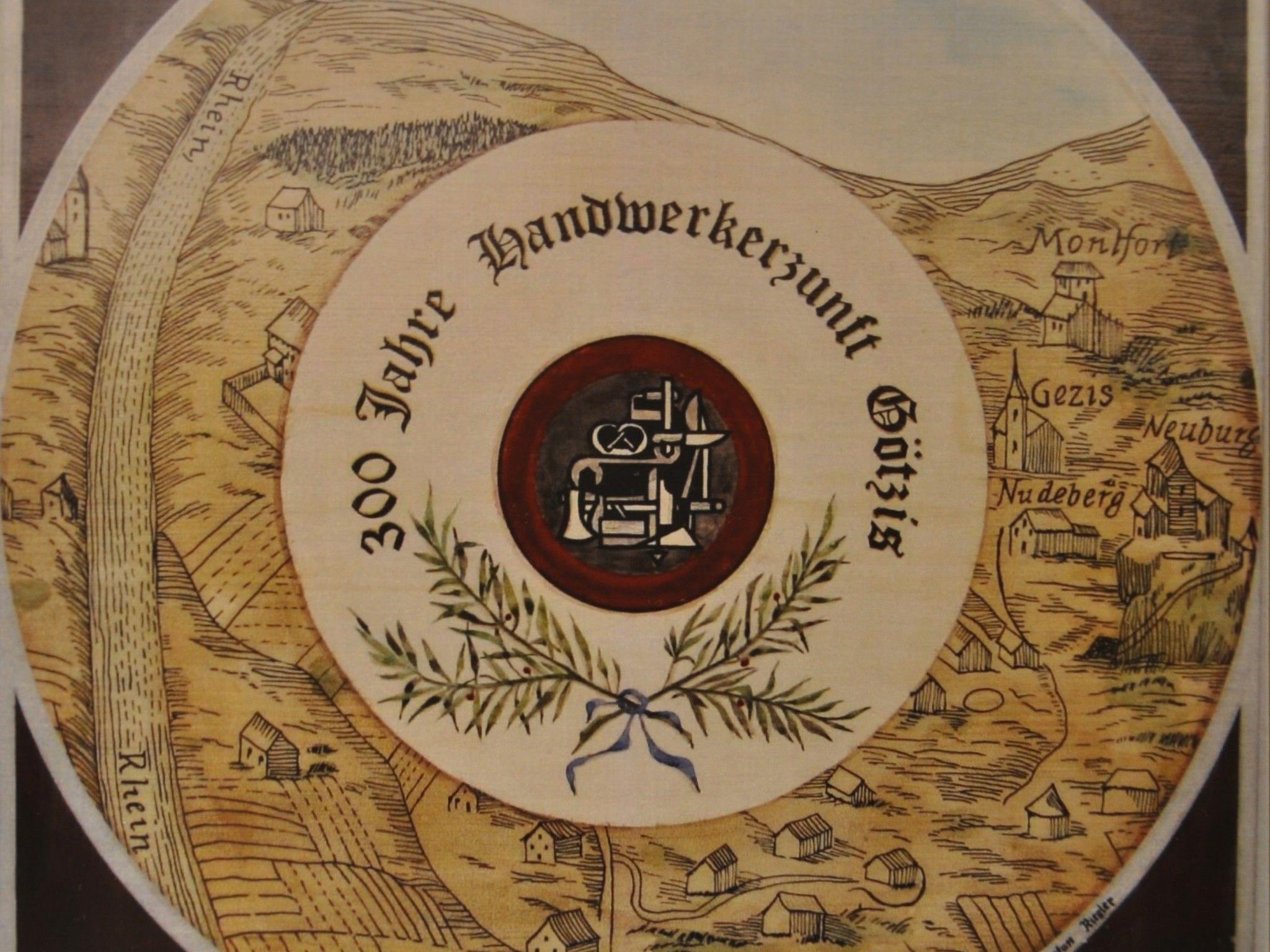 Ehrentafel der Handwerkerzunft Götzis