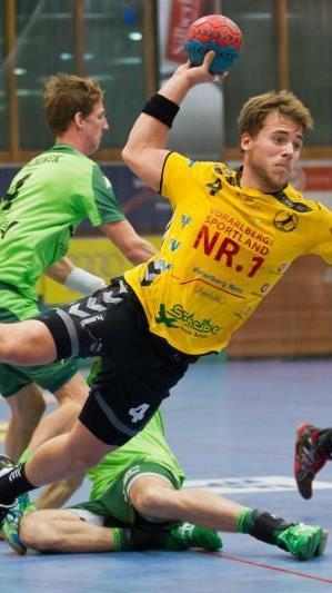 Lukas Früstück steuerte vier Treffer zum Heimsieg bei