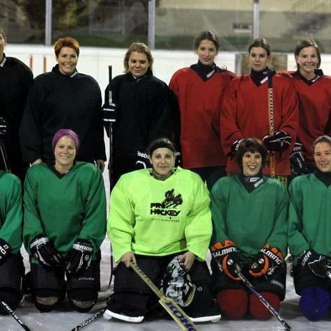 Ein Boom im Frauen-Eishockey ist in Rankweil entstanden, eine Gründung der NW-Truppe steht bevor.
