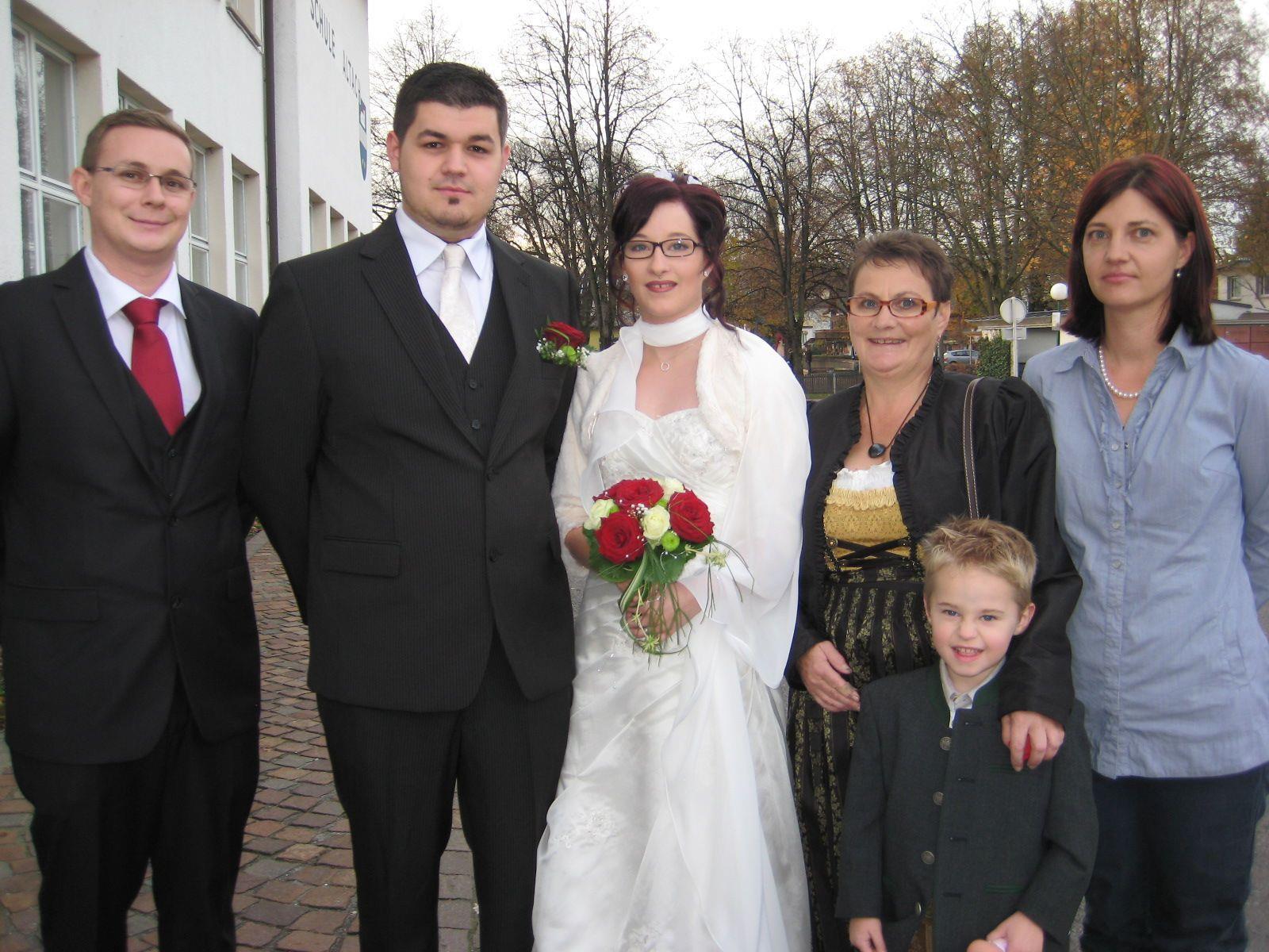 Manuela Hoch und Daniel Flatscher haben geheiratet.