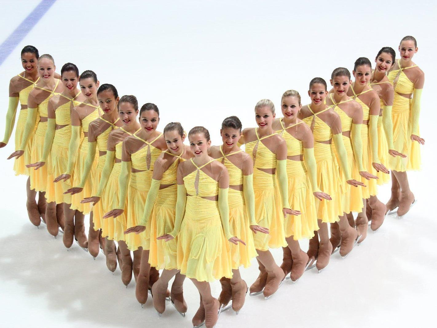 Am 1. Dezember erwartet die Besucher der 9. Eisgala wieder eine spektakuläre Show.
