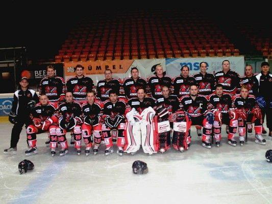 Die HC Knigths verlieren auch ihr drittes Saisonspiel