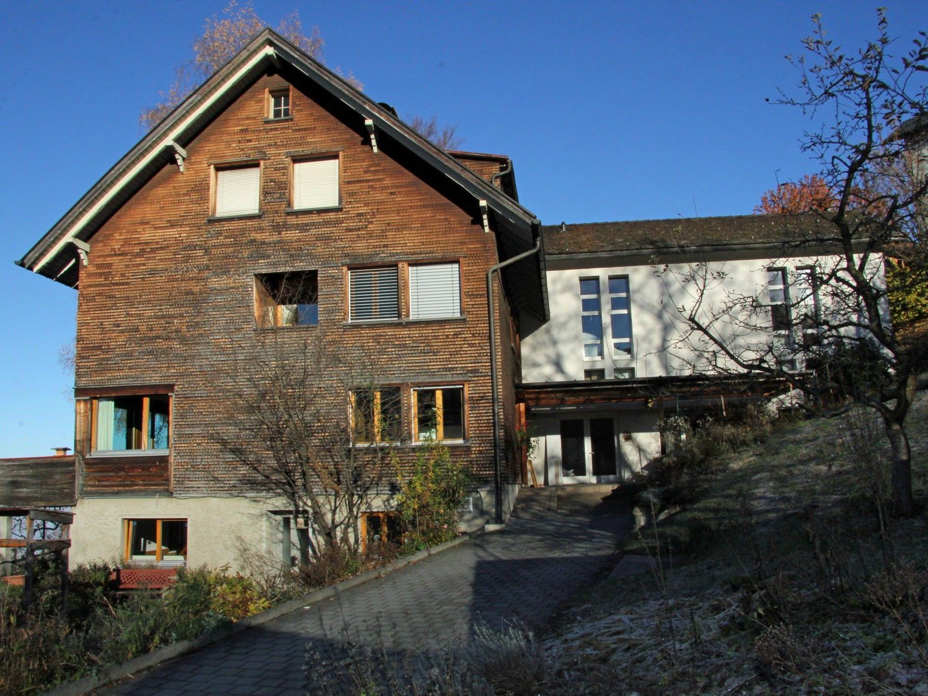 Das Haus der Frohbotschaft in Batschuns wird das neue Zuhause von 27 Asylwerbern