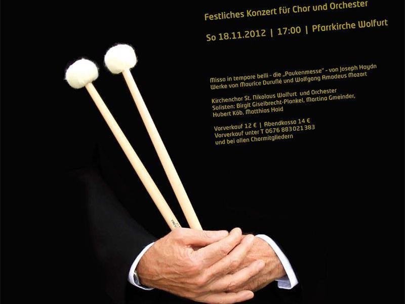 Festliches Chor- und Orchesterkonzert