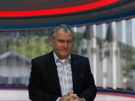 Klaus Allgäuer zu Gast im Ländle TV - DER TAG Studio