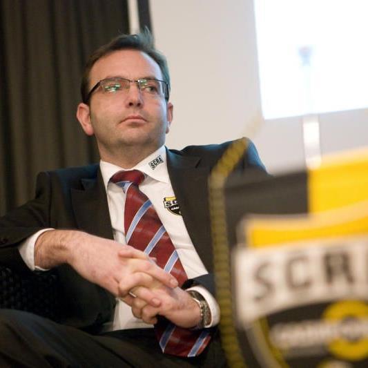 Altach-Geschäftsführer Christoph Längle