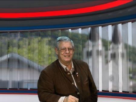 Michael Manhart zu Gast im Ländle TV Studio
