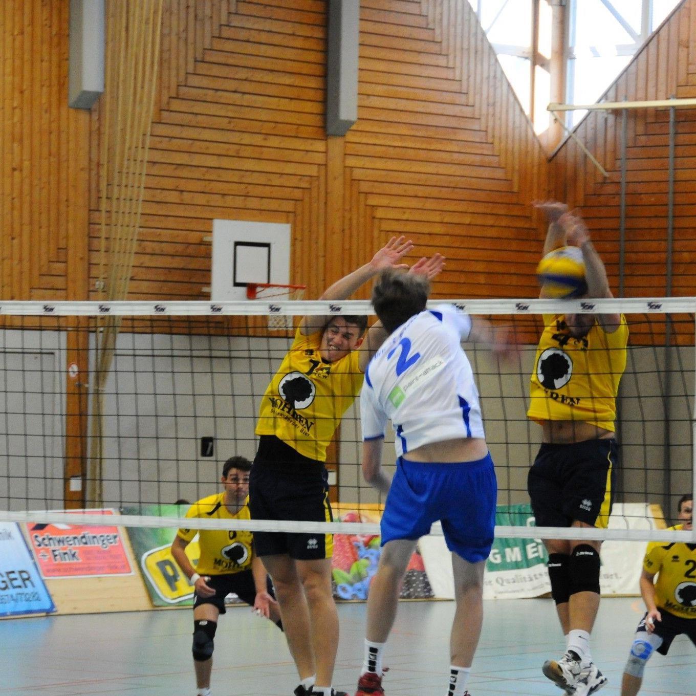 Der Raiffeisen VC Wolfurt trifft am Sonntag daheim auf Oberndorf und hofft auf einen Heimsieg.