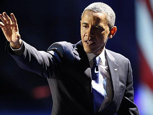 Barack Obama - der Mann dessen Wahlsieg die ganze Welt kommentiert.