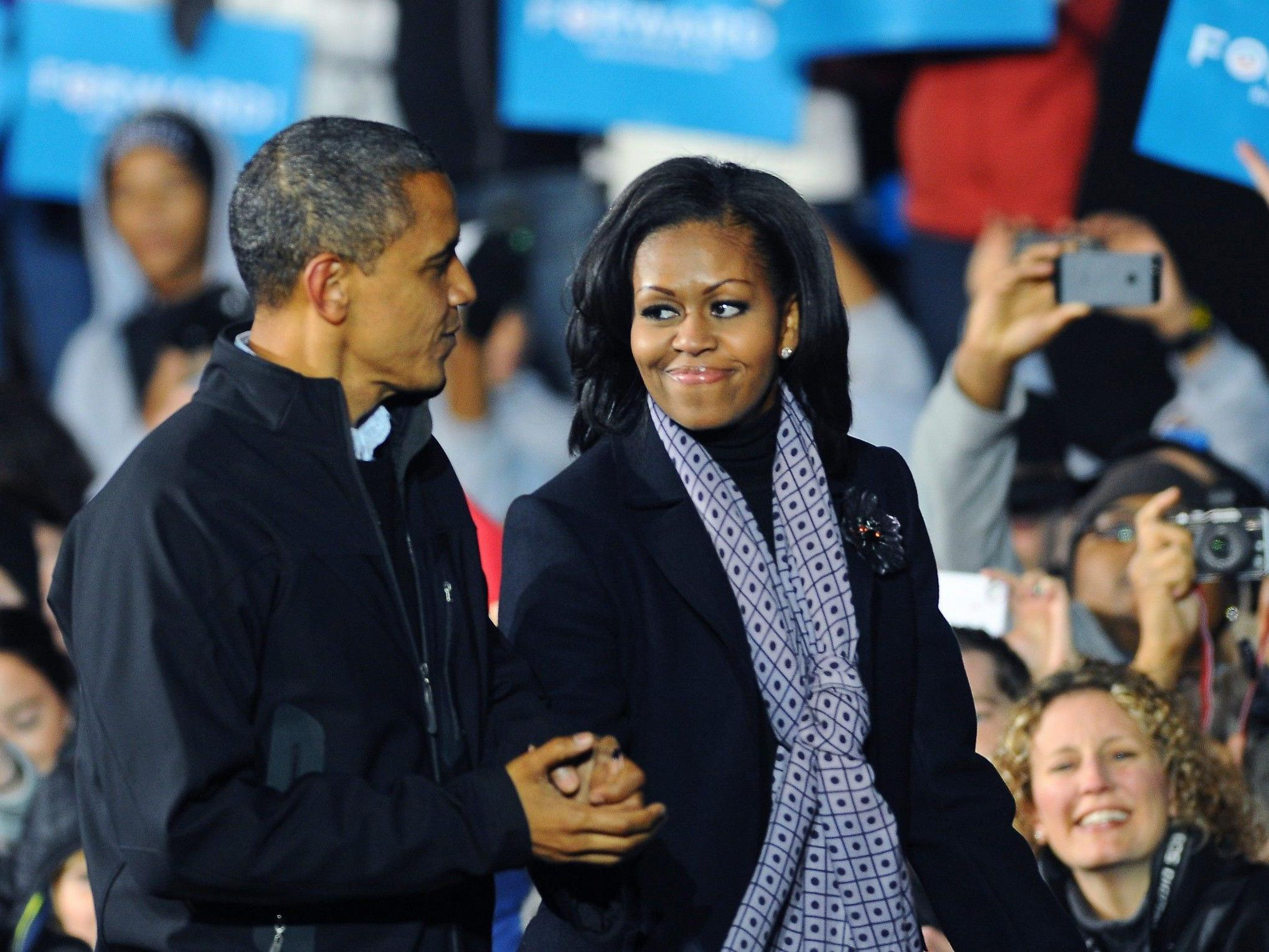 Auch Republikaner haben Achtung vor Michelle Obamas Intelligenz und Fachkenntnis