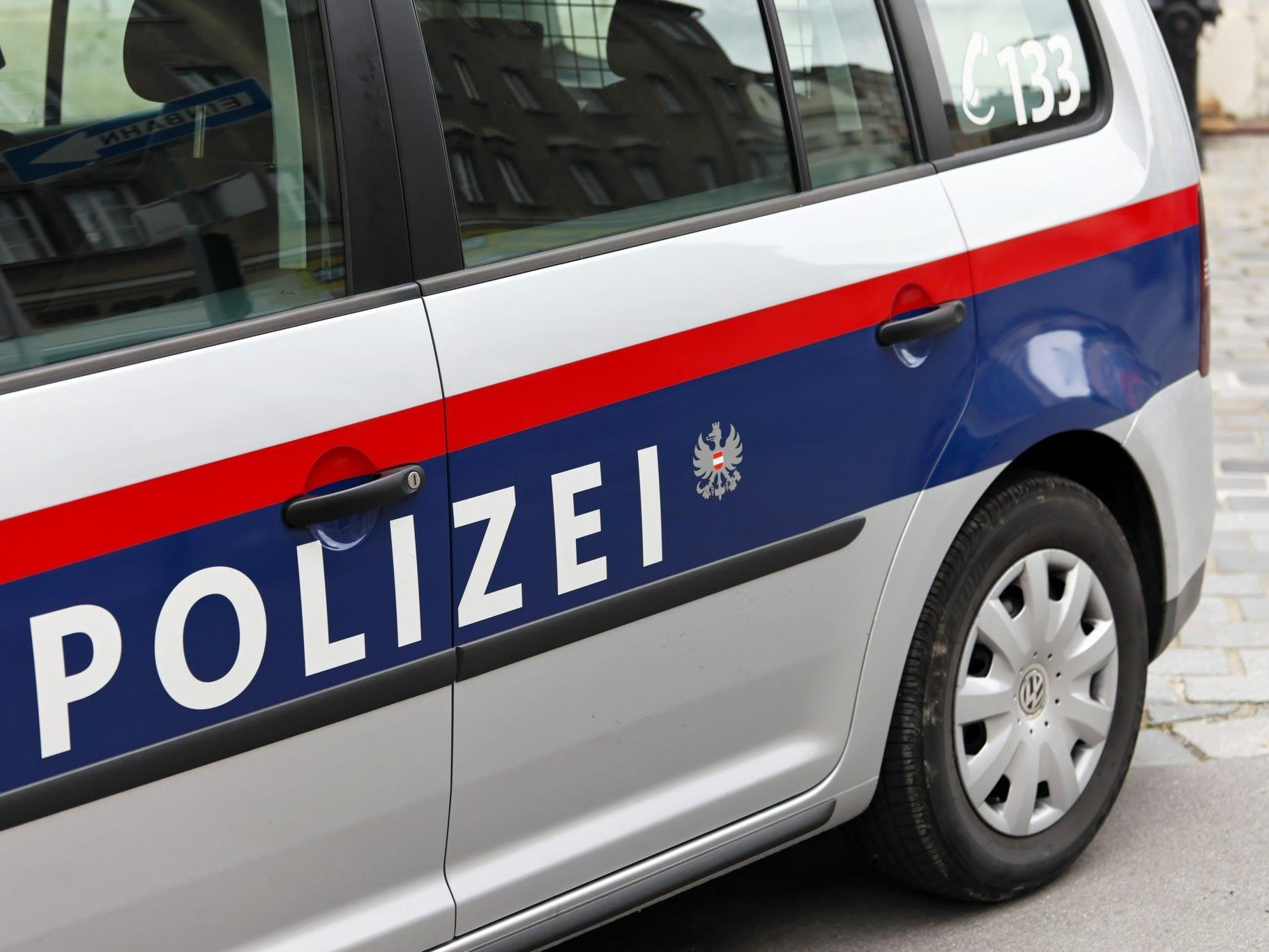 """Altach: Die Polizei sucht nach einem """"Geisterfahrer""""."""