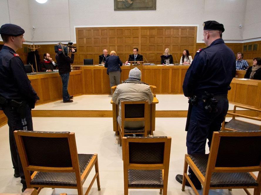 Psychisch Kranker muss in Anstalt - Das Urteil ist aber noch nicht rechtskräftig.