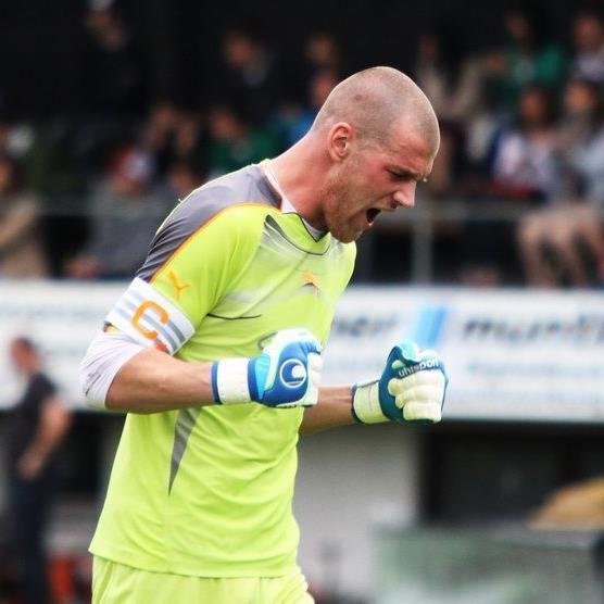 Marcel Domig muss sich in der Winterübertrittszeit einen neuen Klub suchen, Röthis-Ära ist zu Ende.