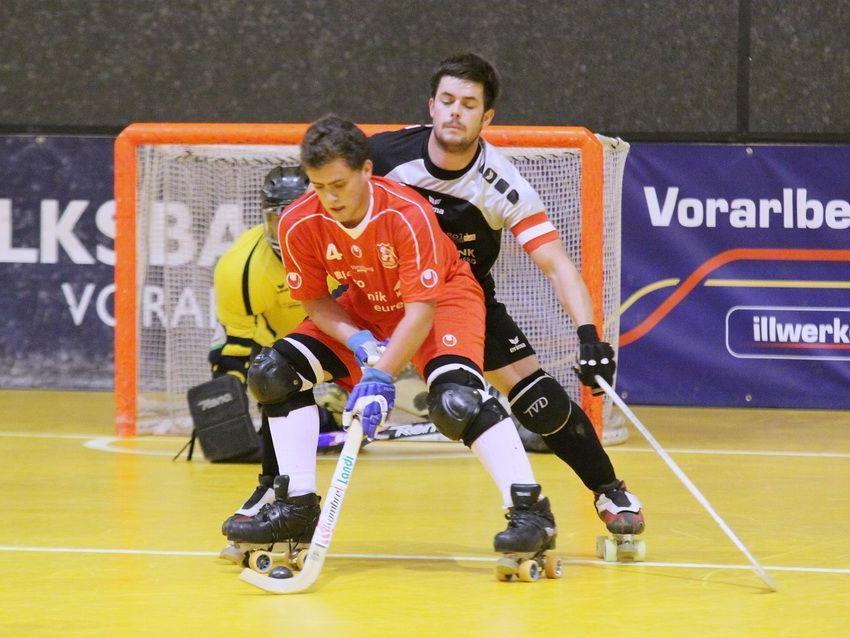 RHC Wolfurt will in der neuen Heim-Arena endlich einen Derbysieg gegen Dornbirn landen.