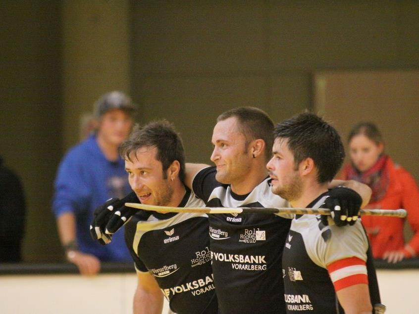 RHC Dornbirn spielt im CERS Cup Rückspiel in Italien.