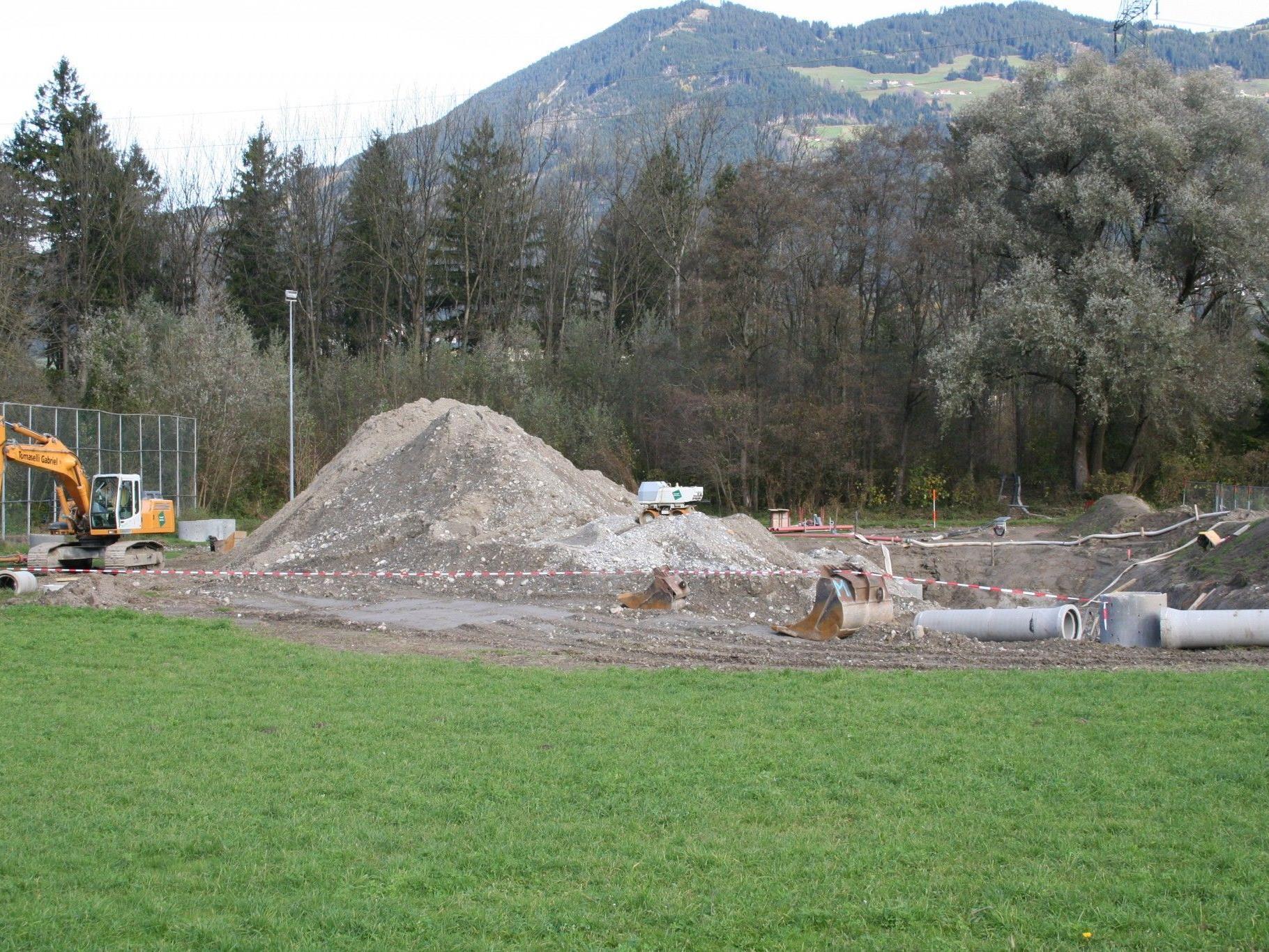 Als größter Sportverein der Marktgemeinde erhält der FC Nenzing eine neue Sportanlage.