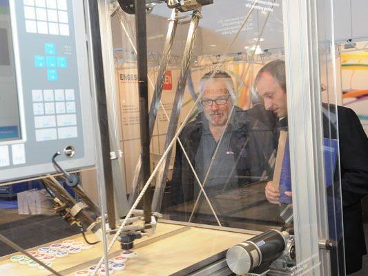 """Die """"InterTech"""" ist eine international etablierte Kontakt- und Herstellermesse."""