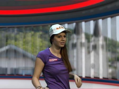 Susi Moll im Ländle TV - DER TAG Studio