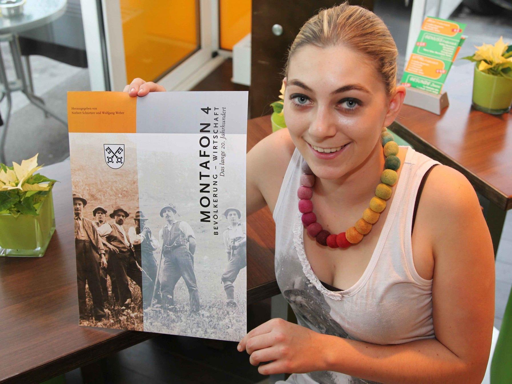 "Der ""Band 4"" zur Montafoner Geschichte wird am 30. November im Montafoner Heimatmuseum präsentiert."