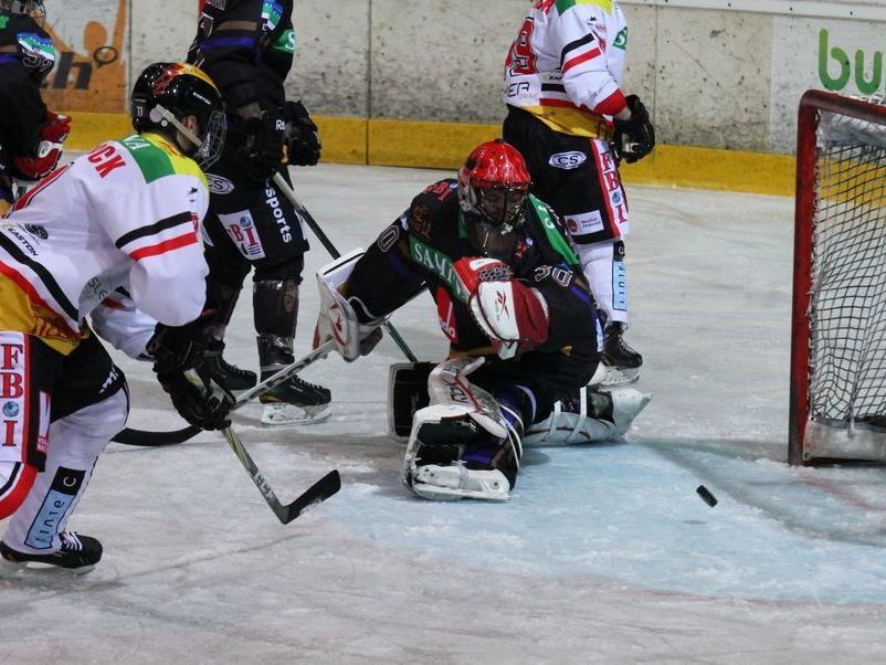 Das Freundschaftsspiel frastanzer VEU Feldkirch und HC Samina Rankweil erfüllte den Sinn und Zweck.
