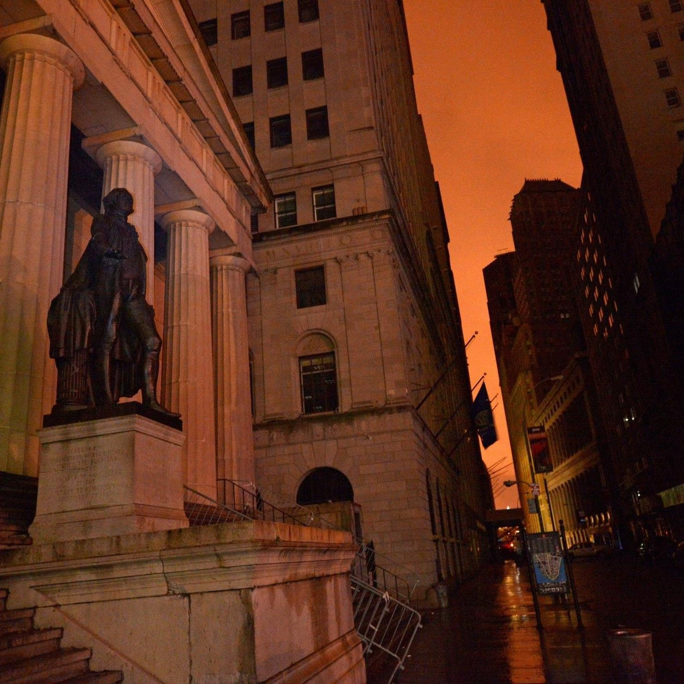 Börse hatte auf Sieg Romneys gehofft.
