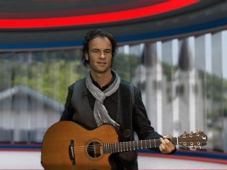 Wolfgang Frank zu Gast im Ländle TV Studio