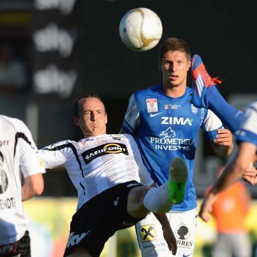 Im heutigen Derby gilt es für Vucur und Co. besonders auf Hannes Aigner zu achten.