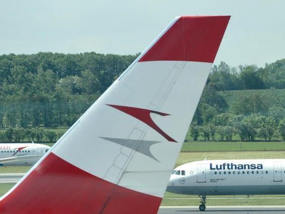 Fliegen dürfte teurer werden, nicht nur bei der Lufthansa-Tochter AUA.
