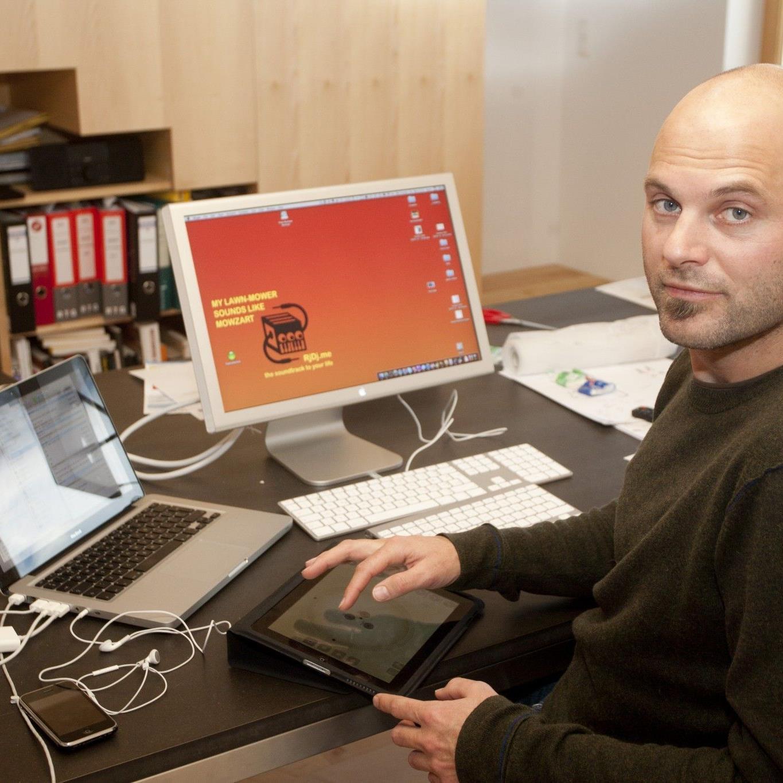 Breidenbrücker war fünf Jahre lang Chef des Internetradios last.fm.