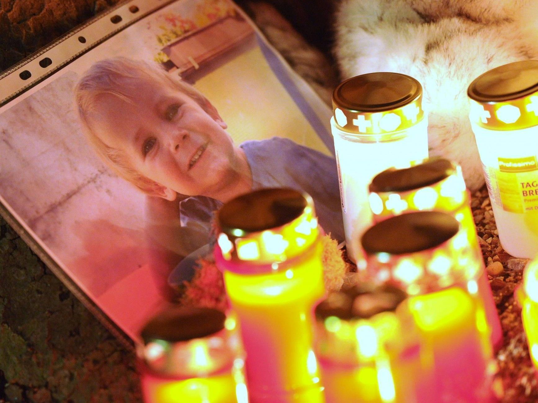 Die Tragödie um den kleinen Cain erschütterte Anfang 2011 das ganze Land.