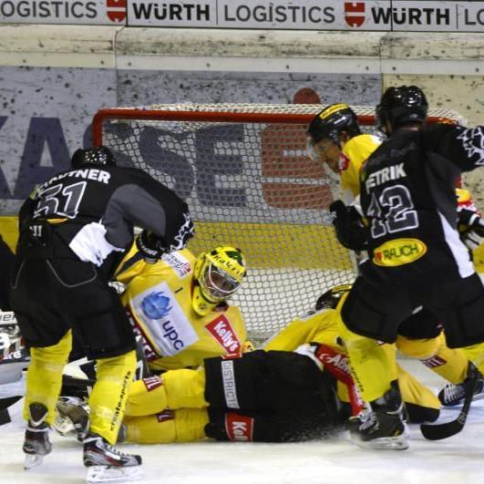 Keine Punkte gab es für den EC Dornbirn im Auswärtsspiel in Zagreb.