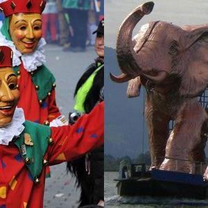 Die Konstanzer Narren wollen den Aida-Elefanten kaufen.