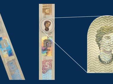 Zukünftig wird auch Europa den Euroschein schmücken.