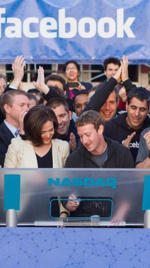 """Die Facebook-Aktie fällt bisher unter die Kategorie """"Enttäuschung"""""""