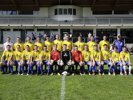 Der Golm FC Schruns überwintert auf Platz 8 in der Landesliga